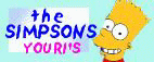 THE SIMPSONS YOURI'Sへのリンク
